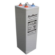 Bateria 2V1800AH da central nuclear de poder do armazenamento OPzV