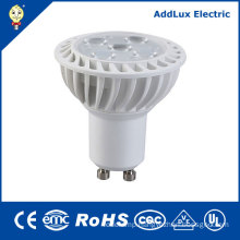 5W 220V GU10 Daylight / Pure White LED Spotlight Lamp