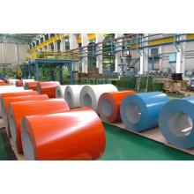 Bobine en acier galvanisé prépainté en couleur PPGI pour appareils ménagers