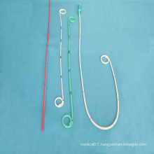 Closed End Open End Disposable Double J Pigtail Ureteral Catheter Stent