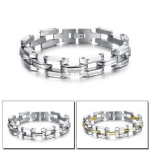 2015 nuevas pulseras personalizadas de la manera del regalo de cumpleaños del novio refrescan GS729