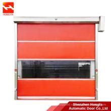Промышленная высокоскоростная дверь для фабрики