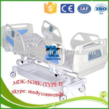 5-function ABS soft mattress base electric adjustable hospital beds