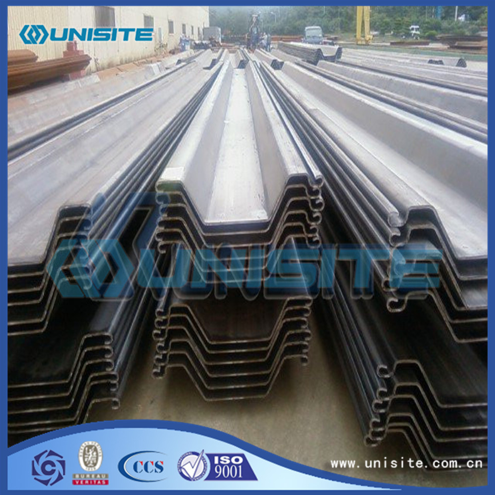 Sheet Pile Bulkhead for sale