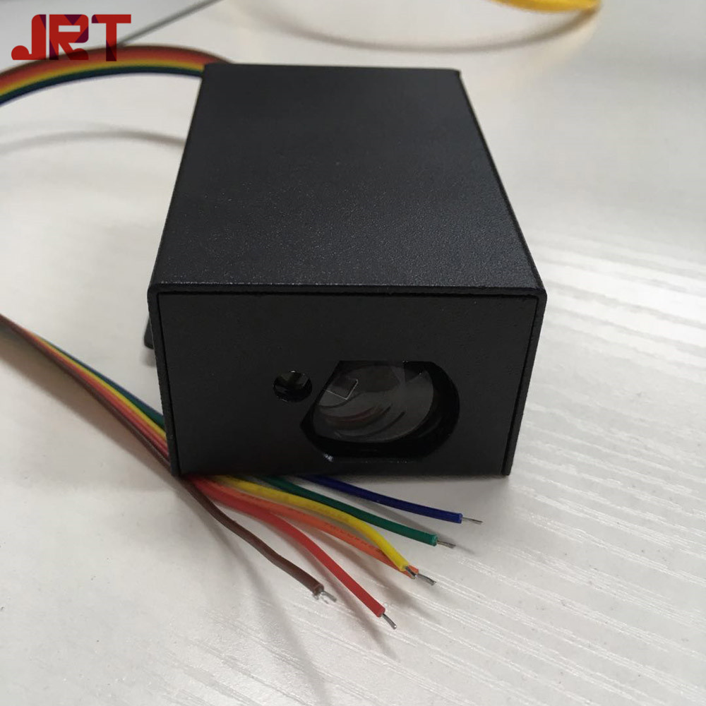 Black Cass 703a Laser Distance Sensors Arduino With Uart Output