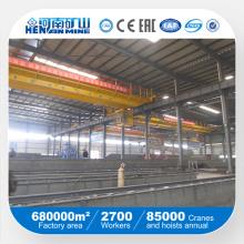 10ton estructura de acero de la grúa de puente