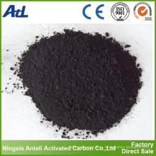 carbón activado madera negra carbón activado