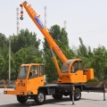 4 * 2 6 Ton Piclup Mobile Hydraulic Crane