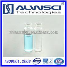 Flacon de verre vide tubulaire 10 ml pour injection