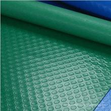 Tapis de sol en PVC anti-fatigue pour pièces de monnaie