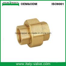 Unión forjada de latón certificada ISO9001 (AV-BF-7035)