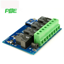 2 layers integrated pcba circuits board 4 layers multilayer pcb board mounting