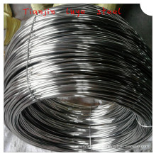Cable de acero de alambre de aleación de níquel Monel K-500 DIN / En 2.4375