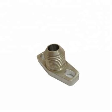 Piezas de acero de fresado CNC personalizadas de alta precisión