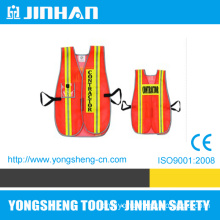 Jinhan Popular Contractor Mesh Reflective Safety Vest (Y-1030)