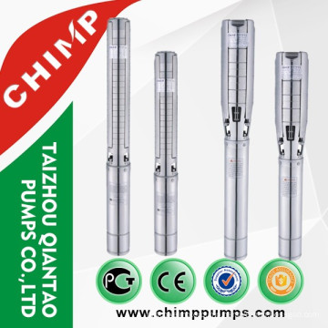 6 inches deep well submersible pump for agriculture Irrigation