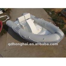 CE Sport aquatique bateau gonflable rigide RIB420