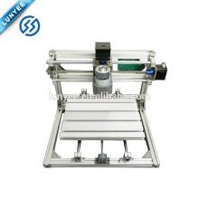 CNC 2418 mini diy máquina de grabado láser con 0.5W-5.5W láser