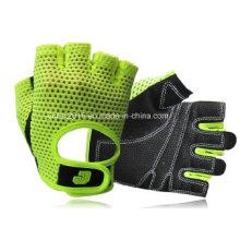 Radfahren Half Finger Sports Fahrrad Zyklus Sport Ausrüstung Handschuh
