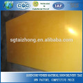 Good Melamine Covered Yellow Film Plywood