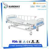 Manufacturer medical equipments ceragem price three cranks manual hospital bed