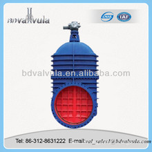 Motorized Non-rising Stem Cuniform Gate Valve