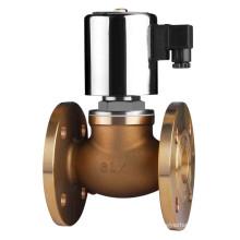 Válvula solenóide de uso geral de água e ar