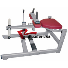 Determinado equipo de gimnasia para pantorrilla sentado elevar (FW-1017)