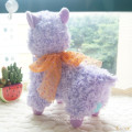 customized OEM design!alpaca plush toy christmas toys stuffed animals kids toys for girls