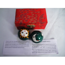 Melodious Celestial Metal Health Ball 45MM