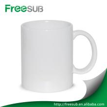 Sublimação café caneca branca para sublimação