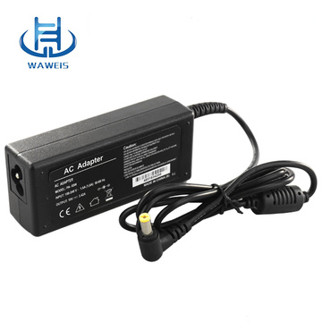 65W AC Adaptor 19V 3.42A Ordinateur portable Acer