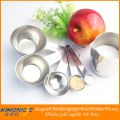 5 PCS Stainless Steel Measuring Spoon