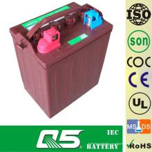 8V155AH (WPST-890), batería profunda del carro de golf del ciclo