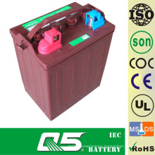 8V155AH (WPST-890) , Deep Cycle Golf Cart Battery