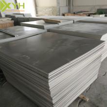 Conseil de polychlorure de vinyle de feuille en plastique d'ingénierie