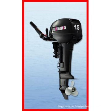 Benzinmotor / Segelaußenbordmotor / 2-Takt-Außenbordmotor (T15BML)