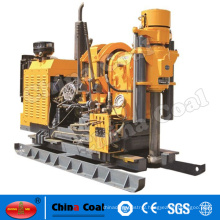 Core drill machine for geological project