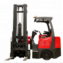 2.5 ton articulated narrow roadway electric pallet forklift