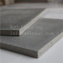 GradeA non-combustible mgo lining board floor underlayment