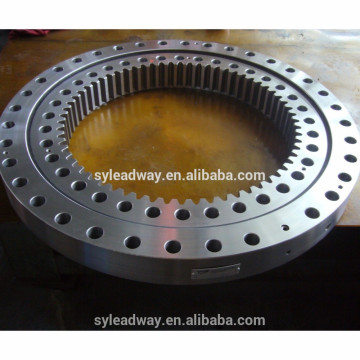 High Loads rotary support for construction machines