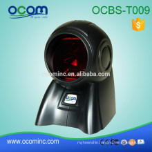 new high quality desktop omni barcode scanner(OCBS-T009 )
