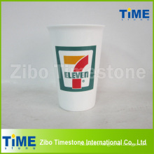 Porcelain to Go Coffee Mug with Decal