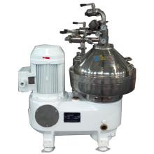 Centrifugeuse de disque de vente chaude de conception unique pour l'huile de noix de coco vierge
