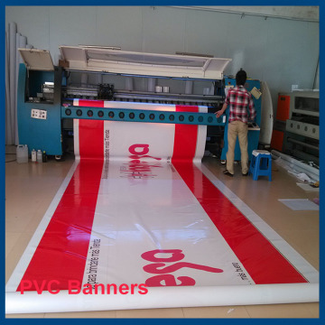 Periklanan Sign Display Printed Heavy Duty PVC Banner