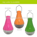 200 lumens Lithium Battery Type and LED Bulb Type rechargeable led home emergency light