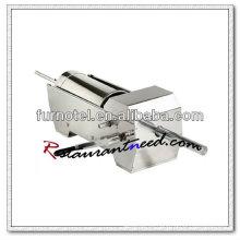 Relleno de salchichas rápido manual de acero inoxidable F130