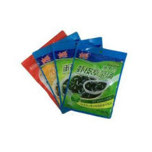180 x 250mm Zip Lock Food Packaging Plastic Bags With Clear