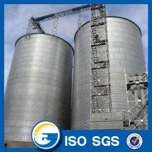 Wheat Storage Silo Spiral Steel Silo