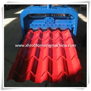 Высокое качество глазурованной плитки, различные индивидуальные холодной Профилегибочная машина
